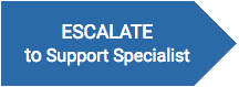 DESCALATE to Support Specialist