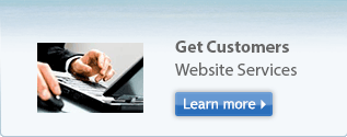 Get Customers - Website Services